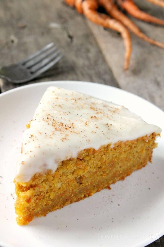 How to make Homemade Carrot Cake